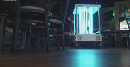 How UV Light Can Help Sanitize Your Restaurant During This Pandemic
