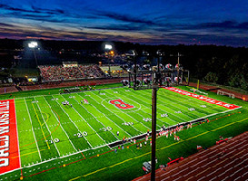 Parker Lighting Images 0017 Baldwinsville High School Field